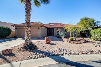 Saddlebrooke Single Family Home Active Contingent: 64330 E Golden Spur Court