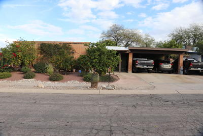Tucson Single Family Home For Sale: 1922 N Heatherbrae Avenue