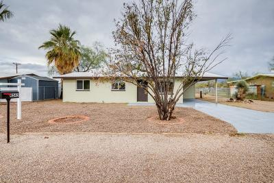 Tucson Single Family Home For Sale: 4543 E Sylvane Street