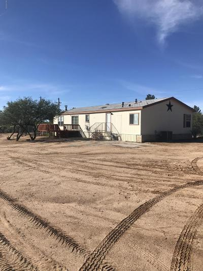Tucson Manufactured Home For Sale: 15439 N Columbus Boulevard