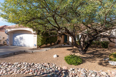 Oro Valley Single Family Home Active Contingent: 10755 N Ridgewind Court