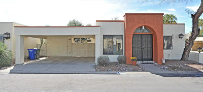 Pima County Townhouse For Sale: 4460 E Mossy Brook Place