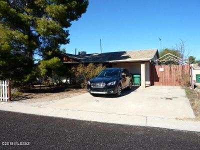 Pima County, Pinal County Single Family Home For Sale: 2610 W Vereda Amarillo