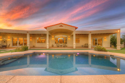 Green Valley Single Family Home Active Contingent: 576 E Corte Pasadera Verde