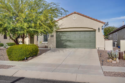 Sahuarita Single Family Home For Sale: 182 W Calle Del Estribo