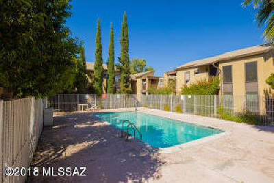 Pima County, Pinal County Condo For Sale: 1620 N Wilmot Road #S440