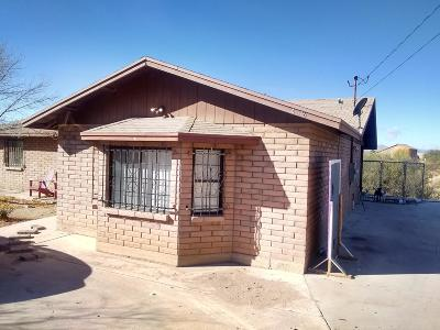 Rio Rico Single Family Home For Sale: 408 Moneda Court