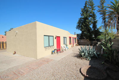 Tucson Residential Income For Sale: 3841 N Park Avenue