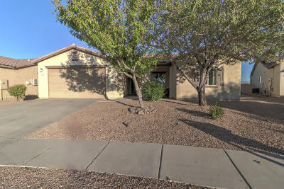 Sahuarita Single Family Home For Sale: 15755 S Avenida Cuaima