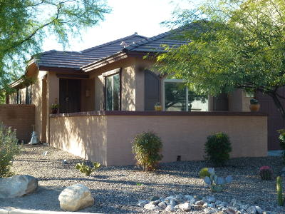 Oro Valley Single Family Home For Sale: 12893 N Camino Vieja Rancheria