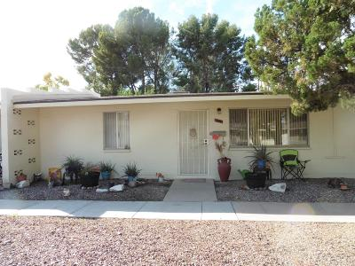 Tucson AZ Condo For Sale: $62,900
