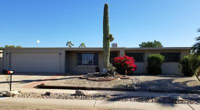 Tucson AZ Single Family Home For Sale: $184,990
