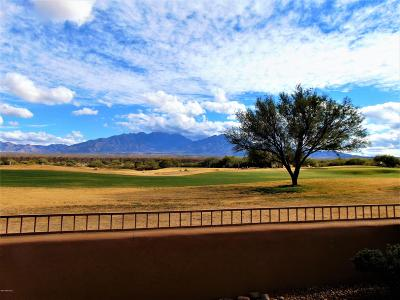 Pima County, Pinal County Townhouse For Sale: 3841 S Camino Del Golfista