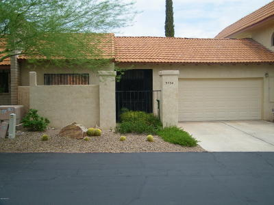 Tucson Rental For Rent: 5734 N Camino Laguna