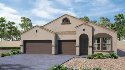 Marana Single Family Home For Sale: 3452 W Ringtail Den Way