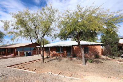 Tucson Single Family Home For Sale: 2831 E Eastland Street