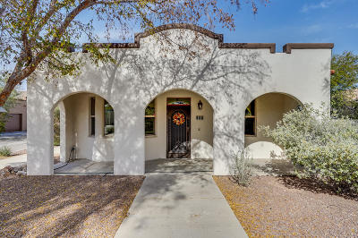 Tucson Single Family Home For Sale: 440 E Laos Street