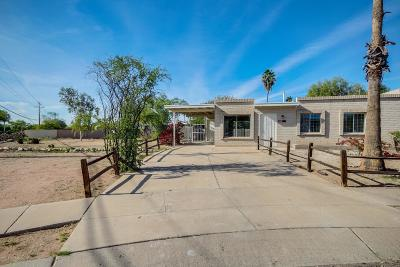 Pima County, Pinal County Townhouse For Sale: 7301 E Escalante Road