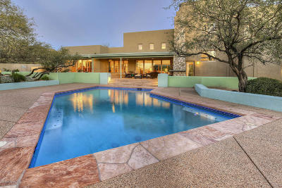 Pima County, Pinal County Single Family Home Active Contingent: 13050 E Placita Remuda
