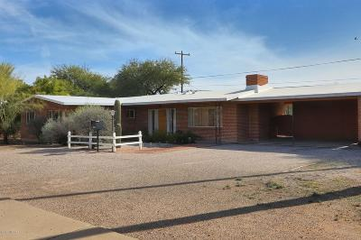 Tucson Single Family Home For Sale: 4322 E 7th Street