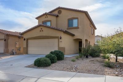 Tucson Single Family Home For Sale: 7680 E Majestic Palm Lane