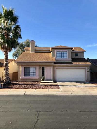 Tucson Single Family Home For Sale: 3039 W Country Meadow Drive