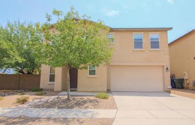 Tucson AZ Single Family Home Active Contingent: $240,000