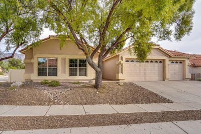 Tucson Single Family Home For Sale: 7649 E Camino Amistoso