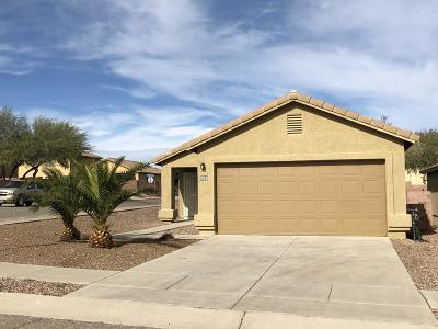 Green Valley  Single Family Home For Sale: 726 W Cholla Crest Drive