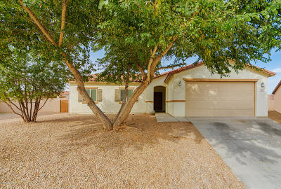 Sahuarita AZ Single Family Home For Sale: $189,900