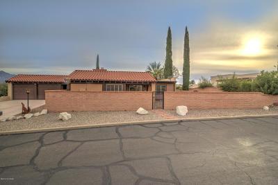 Pima County Townhouse For Sale: 865 W La Calandria
