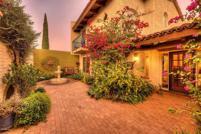 Tucson Townhouse For Sale: 4771 E Country Villa Drive