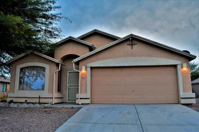 Pima County Single Family Home For Sale: 3675 W Ostler Street