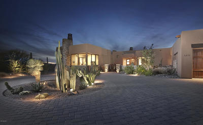 Marana AZ Single Family Home For Sale: $3,200,000