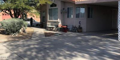 Tucson Single Family Home For Sale: 2711 S Falcon View Drive