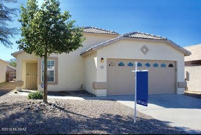 Tucson Single Family Home For Sale: 4523 W Holly Berry Way
