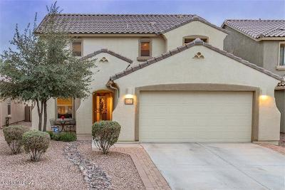 Tucson Single Family Home Active Contingent: 7475 W Phobos Drive