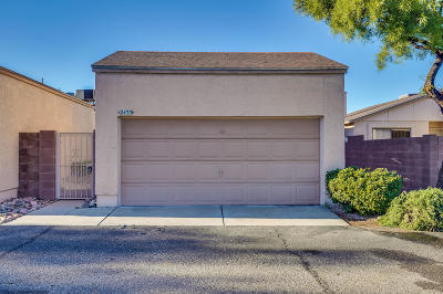 Tucson Townhouse For Sale: 2433 N Palo Hacha Drive