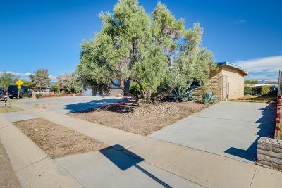 Tucson Single Family Home For Sale: 7214 E Marigold Ci Circle