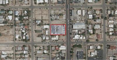 Residential Lots & Land For Sale: 1030 S 6th Avenue #8 & 9