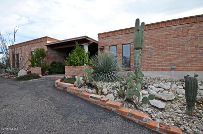 Tucson Single Family Home For Sale: 370 E Hillcrest Place