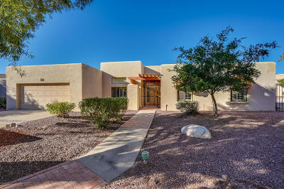 Tucson Single Family Home For Sale: 7111 E River Canyon Road