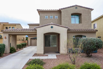 Sahuarita AZ Single Family Home For Sale: $289,995