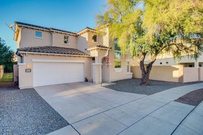 Sahuarita AZ Single Family Home Active Contingent: $218,500