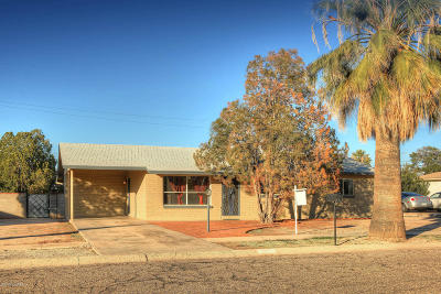 Tucson Single Family Home For Sale: 5623 E 19th Street