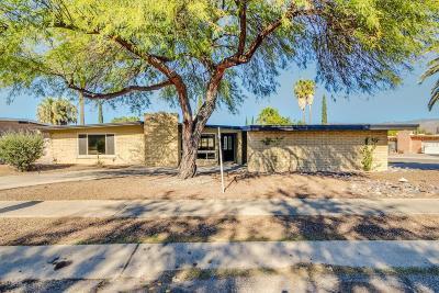 Single Family Home For Sale: 8835 E Kenyon Drive