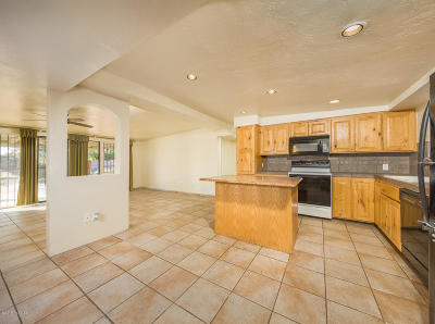 Tucson Single Family Home For Sale: 7012 E Nelson Drive