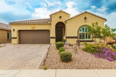 Marana Single Family Home For Sale: 9016 W Birchover Drive