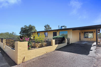 Tucson Single Family Home For Sale: 1925 W Donny Brook Road