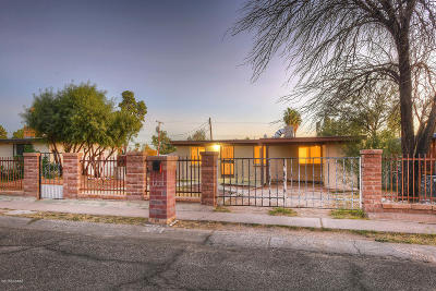Tucson Single Family Home For Sale: 1231 W Kleindale Road
